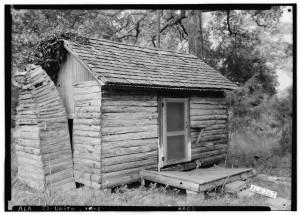 Slave House at Pitts' Folly