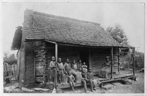 Slave Cabin_Barbour County AL